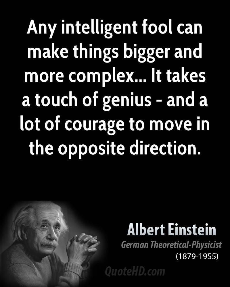 Genius quote #6