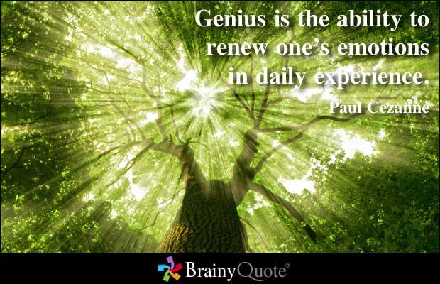 Geniuses quote #6