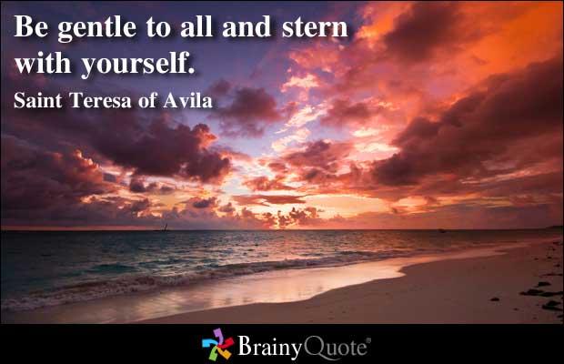 Gentle quote #8