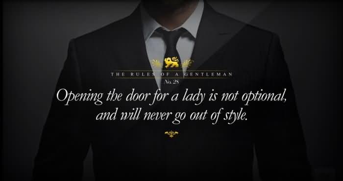 Gentlemen quote #2