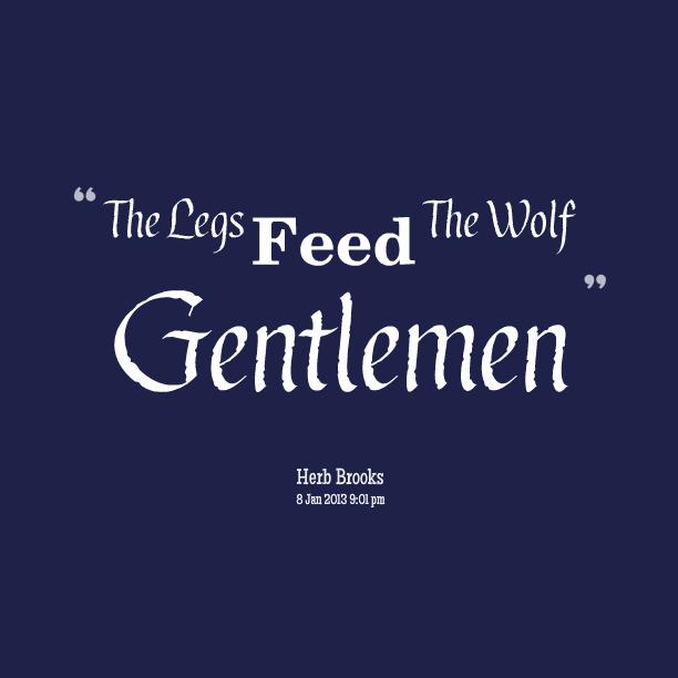 Gentlemen quote #4