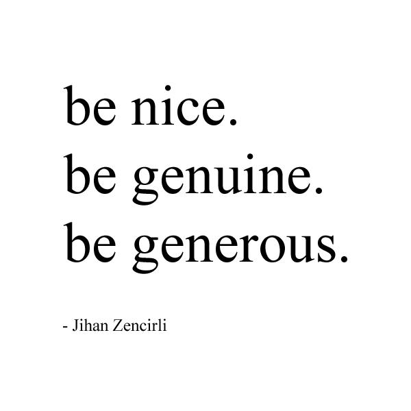 Genuine quote #2