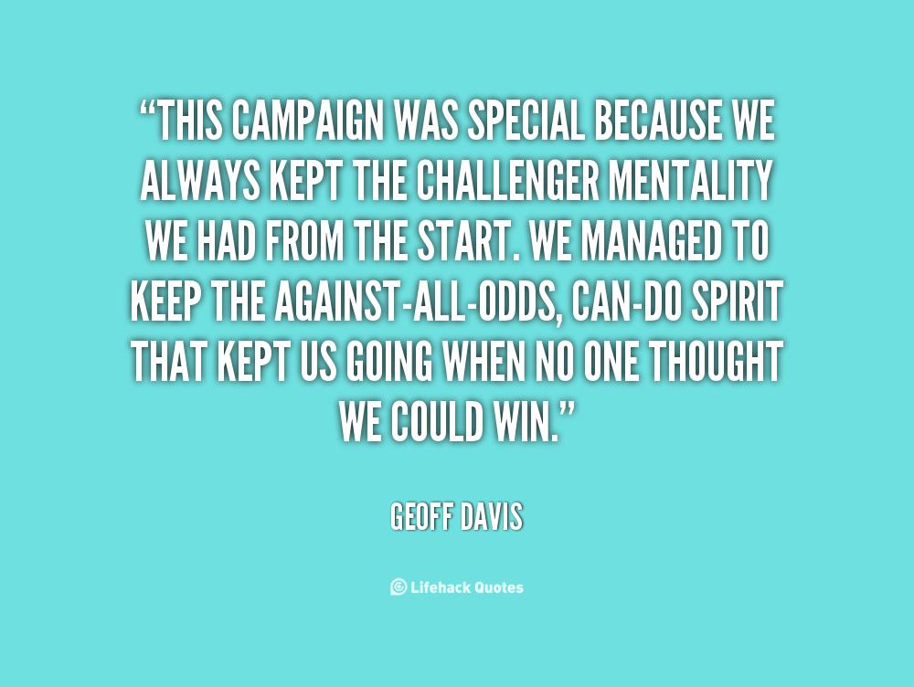 Geoff Davis's quote #6