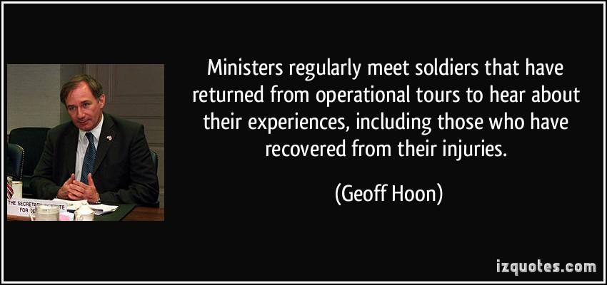 Geoff Hoon's quote #7