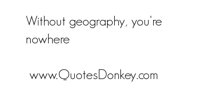 Geography quote #5