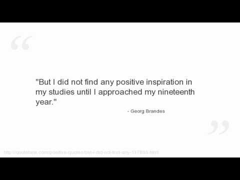 Georg Brandes's quote #6