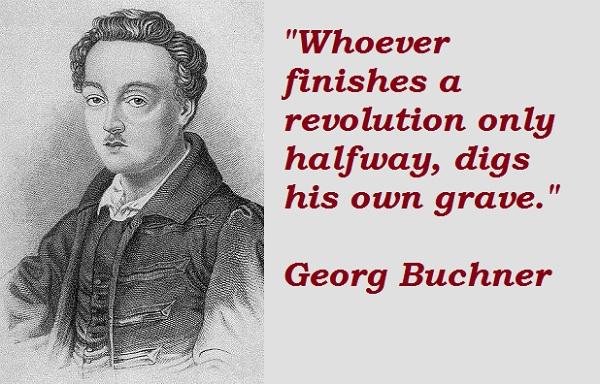 Georg Buchner's quote #1