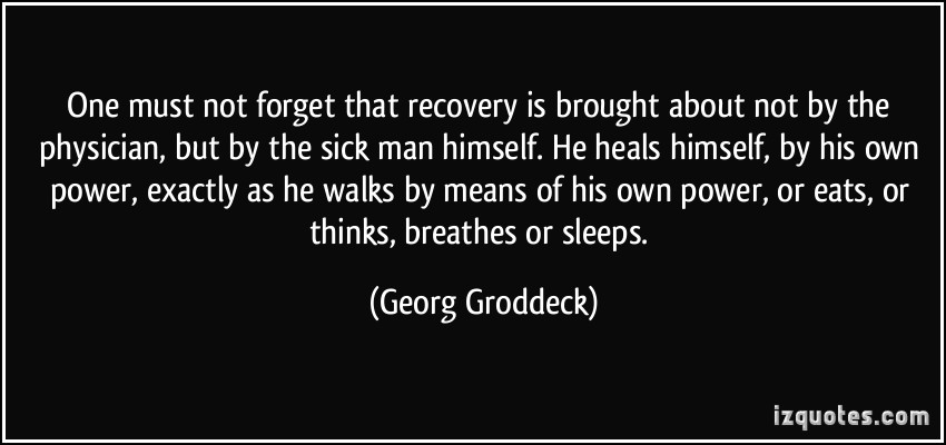 Georg Groddeck's quote #1