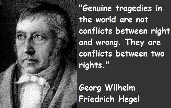 Georg Wilhelm Friedrich Hegel's quote #2