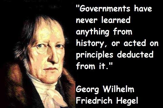 Georg Wilhelm Friedrich Hegel's quote #4