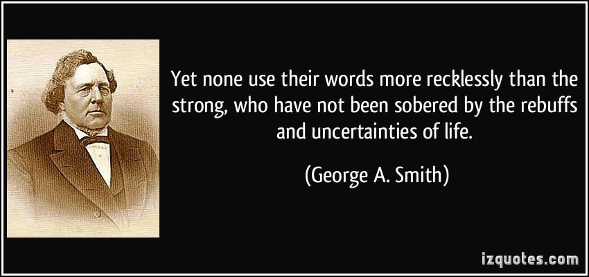 George A. Smith's quote #1