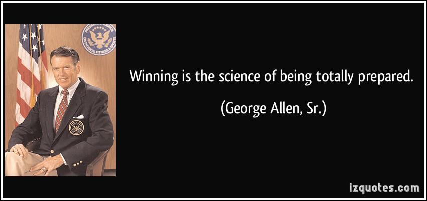 George Allen's quote #1
