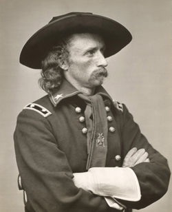 George Armstrong Custer's quote #2