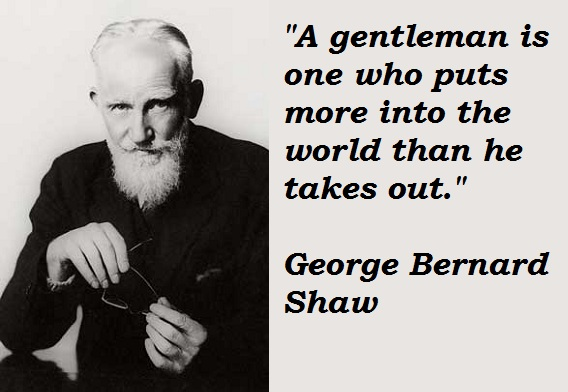 George Bernard Shaw's quote #3