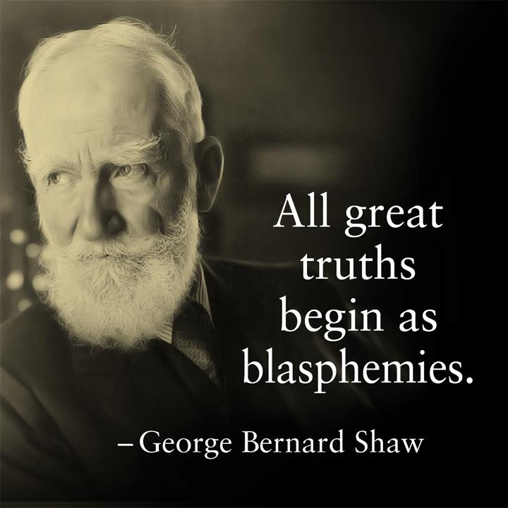 George Bernard Shaw's quote #7
