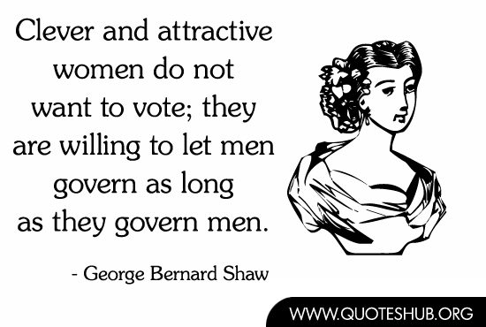 George Bernard Shaw's quote #4