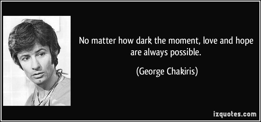 George Chakiris's quote