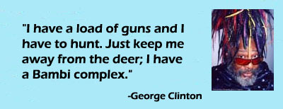 George Clinton's quote #3