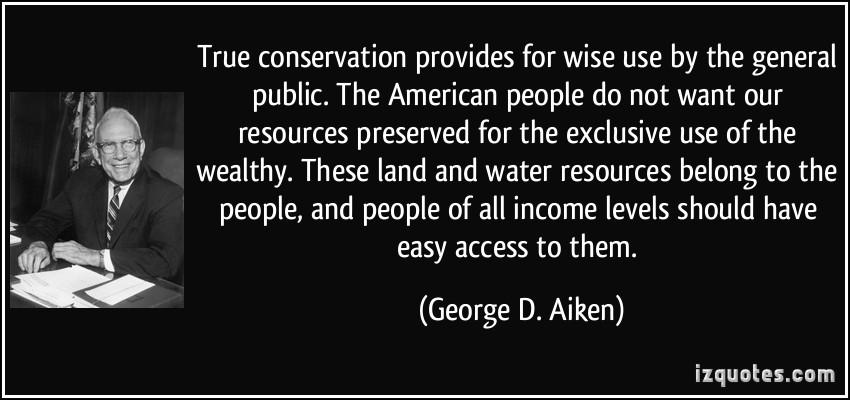George D. Aiken's quote #1