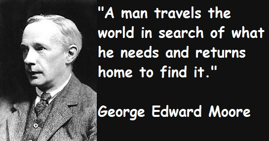George Edward Moore's quote #3