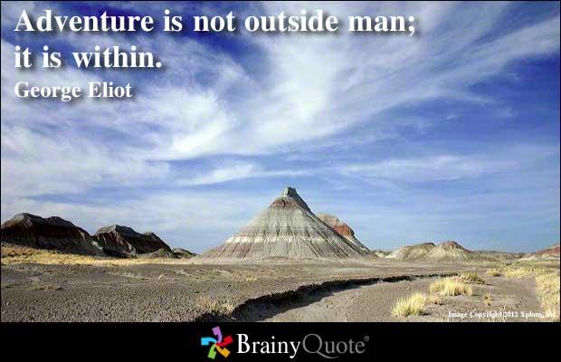 George Eliot's quote #2