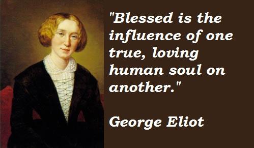 George Eliot's quote #5