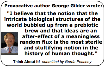 George Gilder's quote #1