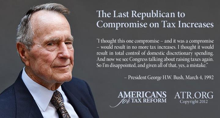George H. W. Bush's quote #1