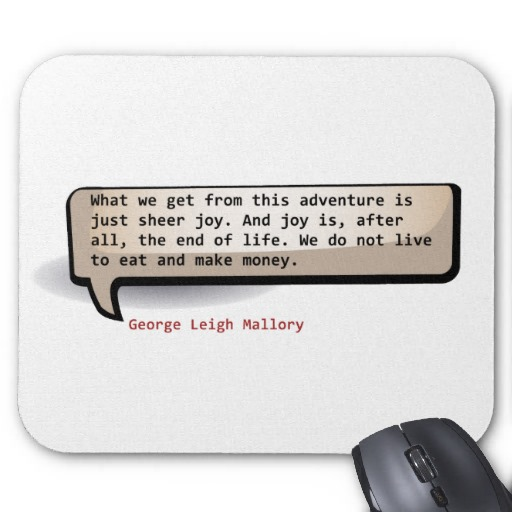 George Leigh Mallory's quote #2