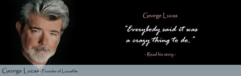 George Lucas quote #1