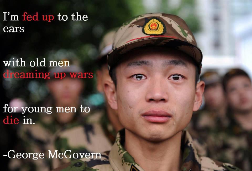 George McGovern's quote #2