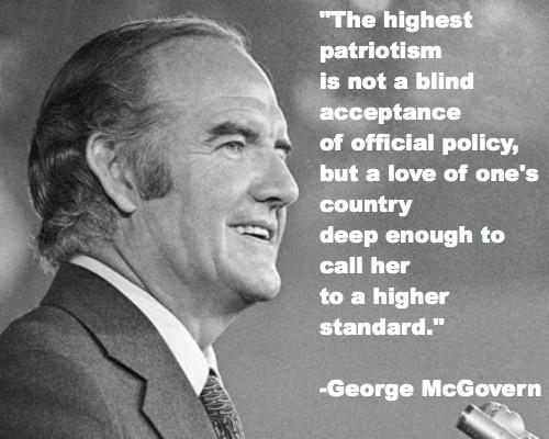 George McGovern's quote #3