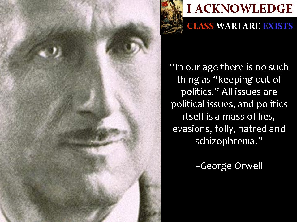 George Orwell's quote #8