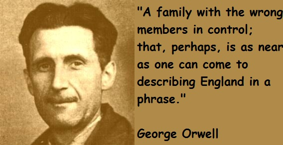 George Orwell's quote #1