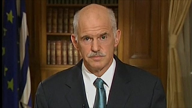 George Papandreou's quote #1