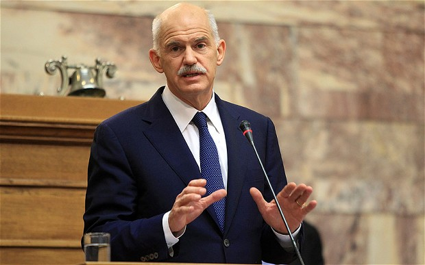George Papandreou's quote #5