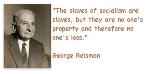 George Reisman's quote #1