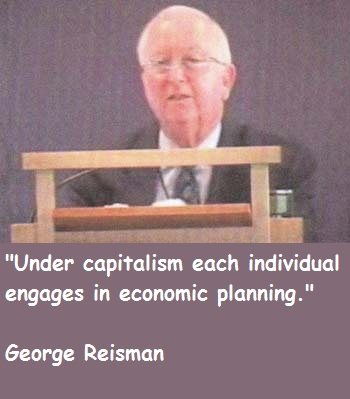 George Reisman's quote #4