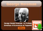 George Reisman's quote #7