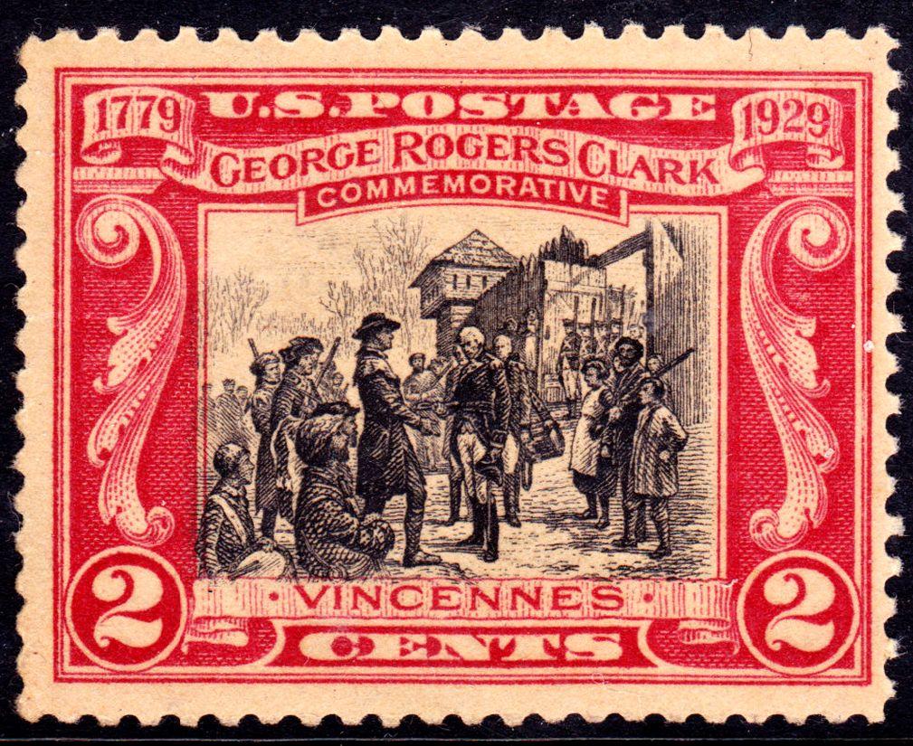 George Rogers Clark's quote #1