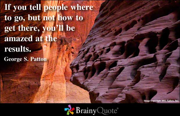 George S. Patton's quote #1