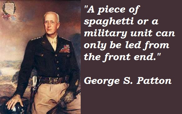 George S. Patton's quote #7