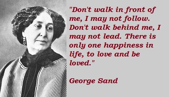 George Sand's quote #5