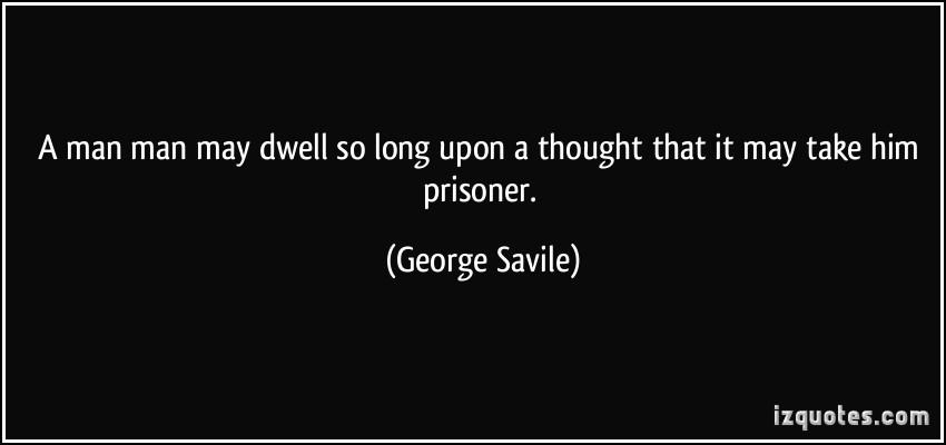 George Savile's quote