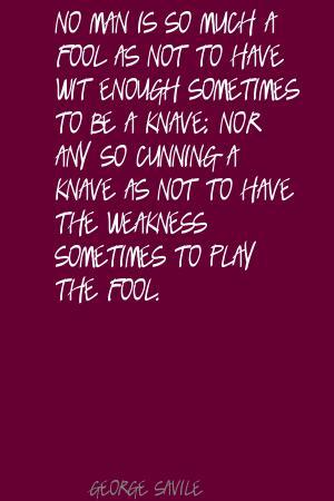 George Savile's quote #4