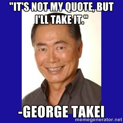 George Takei's quote #4
