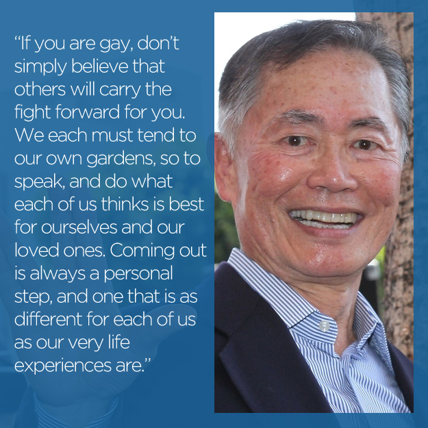 George Takei's quote #1