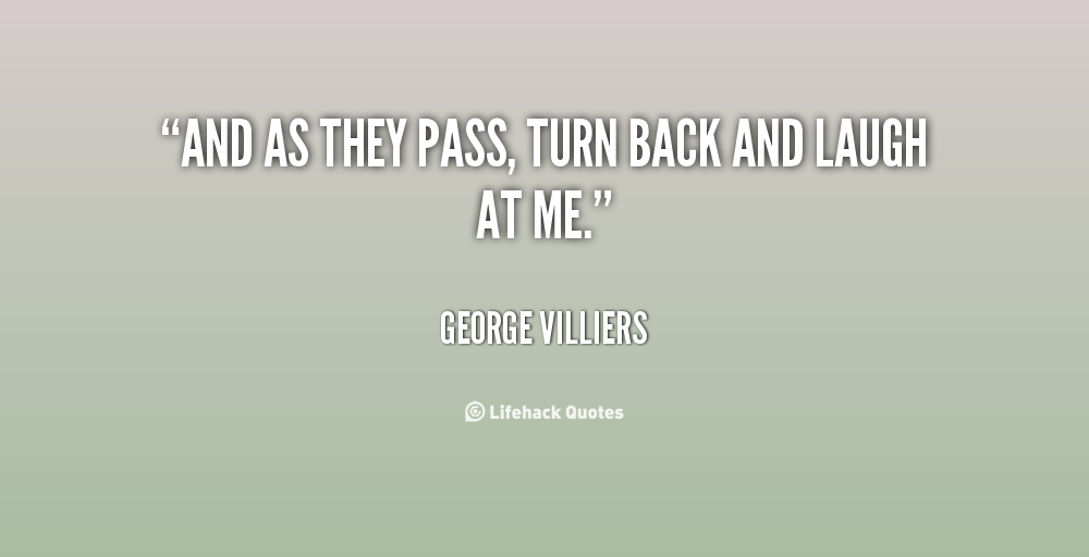 George Villiers's quote #3