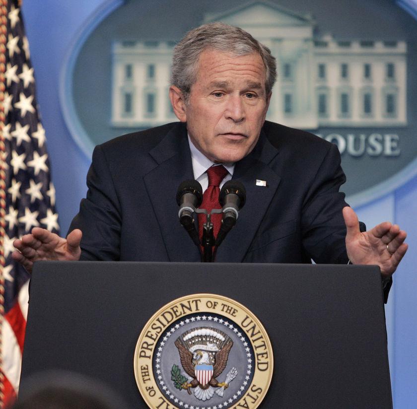 George W. Bush's quote #6