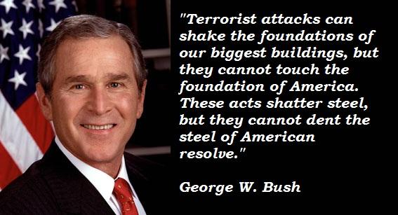 George W. Bush's quote #2